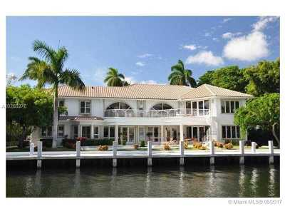 Fort Lauderdale Single Family Home For Sale: 530 Lido Dr