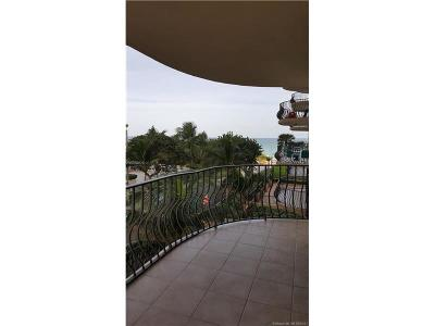 Surfside Condo For Sale: 8777 Collins Ave #303
