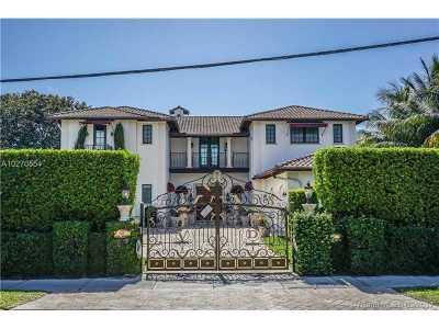 Hallandale Single Family Home For Sale: 413 Layne Blvd