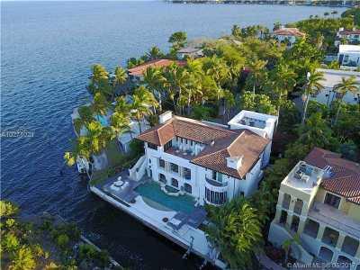 Miami, Miami Beach Single Family Home Active-Available: 3333 Poinciana Ave