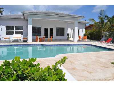 Single Family Home Active-Available: 1158 South Biscayne Point Rd