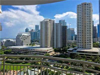 Miami Condo For Sale: 888 Brickell Key Dr #1400