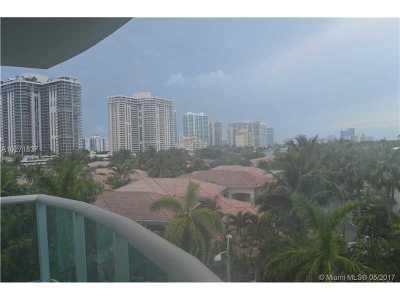 Condo Active-Available: 19380 Collins Ave #526