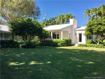 Coral Gables Riveria Sec, Coral Gables Riviera Sec Single Family Home Active-Available: 6818 Corsica St