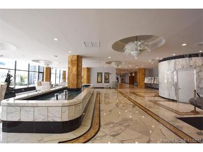 Hollywood Condo Active-Available: 2751 South Ocean Dr #1205S
