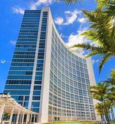 Miami Condo For Sale: 601 NE 36 St #2602