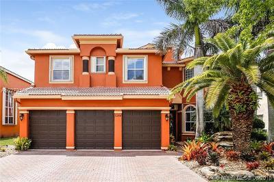Miramar Single Family Home Backup Contract-Call LA: 5284 SW 159th Ave