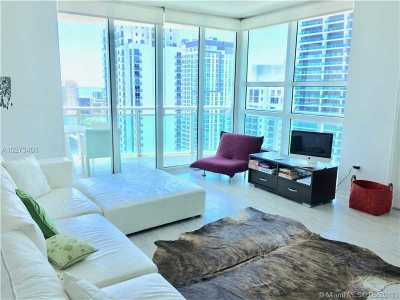 Condo Active-Available: 951 Brickell Ave #3811