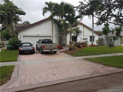 Cooper City Single Family Home Active-Available: 5853 Southwest 119th Ave