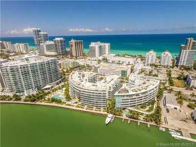 Miami Beach Condo For Sale: 6620 Indian Creek Dr #PH714