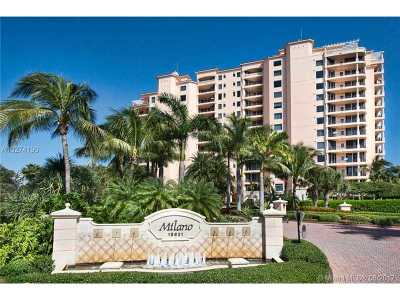 Condo For Sale: 13621 Deering Bay Dr #701