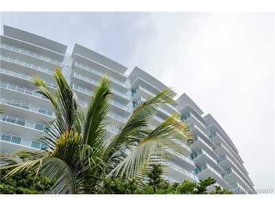 Miami Beach Condo For Sale: 6700 Indian Creek Dr #901