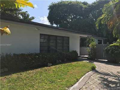 Single Family Home For Sale: 35 S Hibiscus Dr