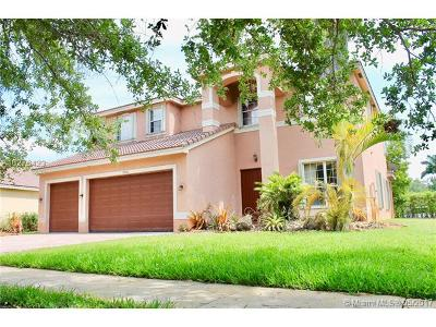 Miramar Single Family Home For Sale: 19462 SW 39th St