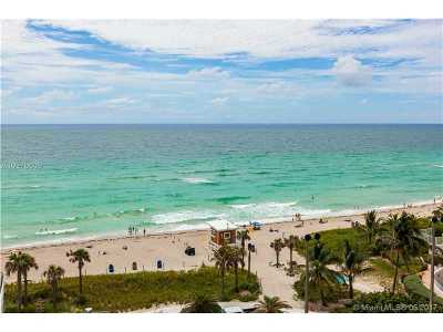 Hollywood Condo Active-Available: 4111 South Ocean Drive #605