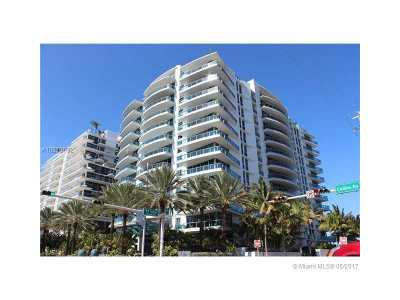 Surfside Condo Active-Available: 9401 Collins Ave #206