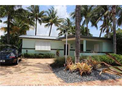 Dania Beach Single Family Home For Sale: 1404 NW Nautilus Isle