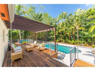 Coconut Grove Single Family Home Active-Available: 2700 Hilola St