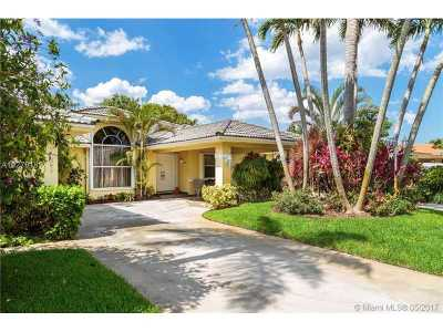 Single Family Home For Sale: 14327 SW 17th St