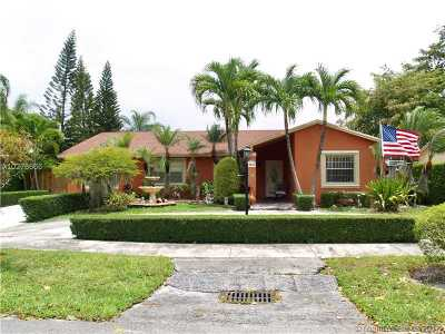 Single Family Home For Sale: 14893 SW 65th Ter