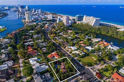 Harbor Beach Single Family Home For Sale: 2681 Harbor Beach Pkwy