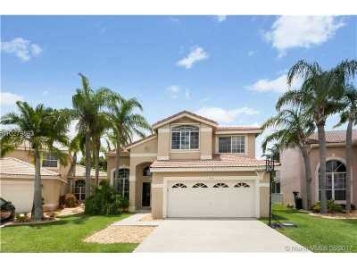 Pembroke Pines Single Family Home Active-Available: 1924 Northwest 183rd Ter