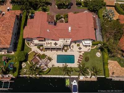 Hallandale Single Family Home For Sale: 800 Diplomat Pkwy