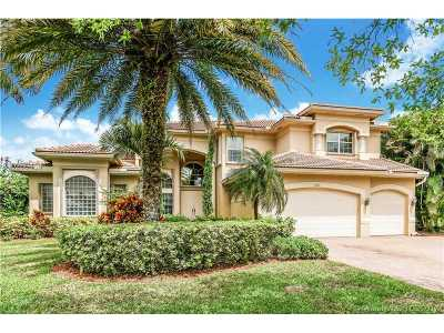 Davie Single Family Home Active-Available: 10767 Garden Ridge Ct