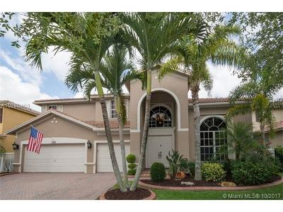 Weston Single Family Home Active-Available: 3886 West Hibiscus St