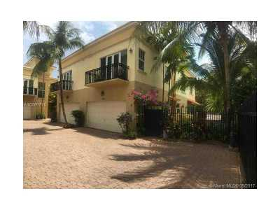 Fort Lauderdale Condo Active-Available: 608 Northeast 11th Ave #1