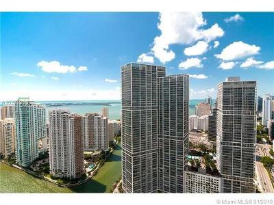 Condo For Sale: 200 Biscayne Boulevard Way #4701