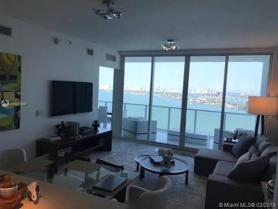 Miami Condo For Sale: 2020 N Bayshore Dr #2504