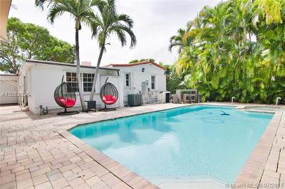 Miami Beach Single Family Home For Sale: 2360 Alton Rd