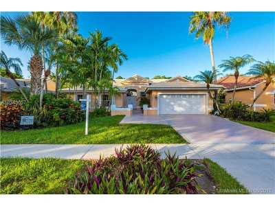 Miramar Single Family Home Active-Available: 3745 Southwest 149th Ter