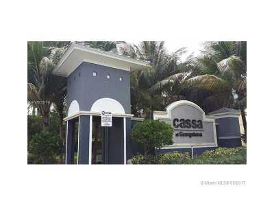 Lauderhill Condo For Sale: 3565 NW 13th #3565