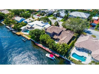 Fort Lauderdale Single Family Home For Sale: 2709 NE 16th St