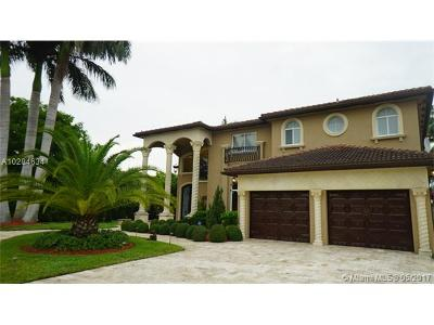 Single Family Home For Sale: 12229 SW 82nd Ter
