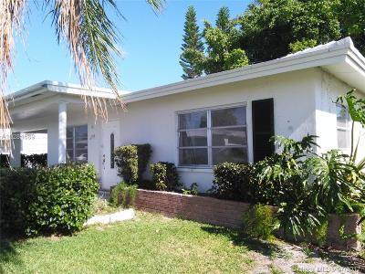 Tamarac Single Family Home For Sale: 6706 NW 70th St