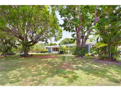 Pinecrest Single Family Home Active-Available: 7531 Southwest 118th St