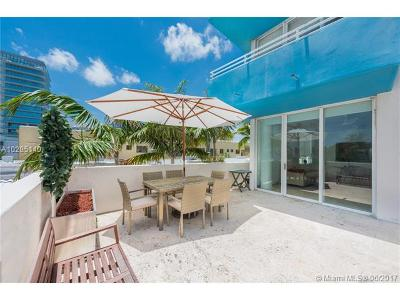 Miami Beach Condo For Sale: 225 Collins Ave #3I