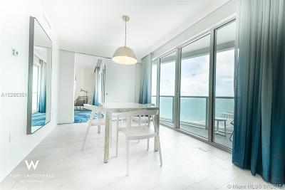 Fort Lauderdale Condo For Sale: 3101 Bayshore Dr #709