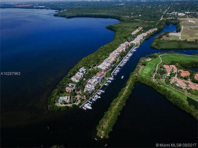 Palmetto Bay Condo For Sale: 6102 Paradise Point Dr #-