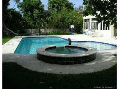 Miami-Dade County Single Family Home Active-Available: 3725 Pinetree