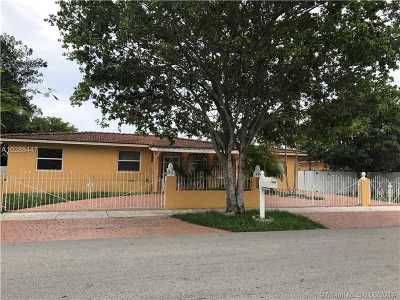 Miami Single Family Home For Sale: 3401 SW 99th Ave