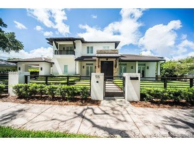 Coral Gables Riveria Sec, Coral Gables Riviera Sec Single Family Home Active-Available: 515 Caligula Ave