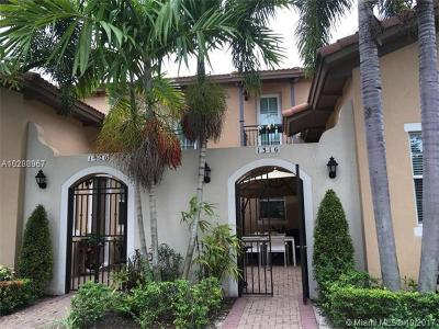 Broward County Condo Active-Available: 1316 Southwest 147th Ave