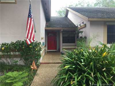 Palmetto Bay Single Family Home For Sale: 15201 SW 89th Ave