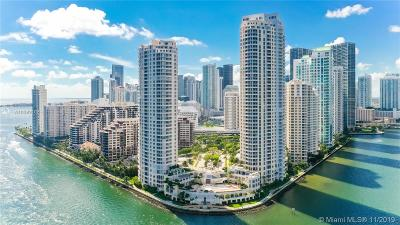 Condo For Sale: 808 Brickell Key Dr #2101