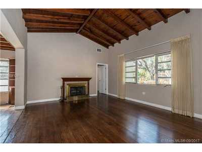 Coral Gables Single Family Home Active-Available: 1221 Cordova St