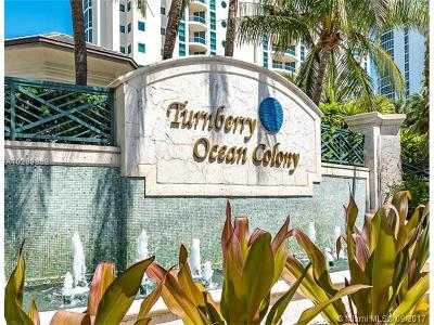 Sunny Isles Beach Condo For Sale: 16047 Collins Av #PH3602